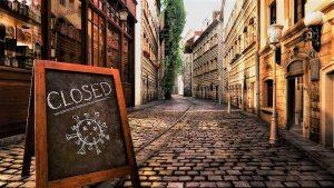 Cerrado por COVID-19